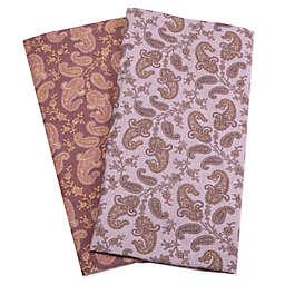 Belle Epoque La Rochelle Collection Pais Heathered Flannel Sheet Set