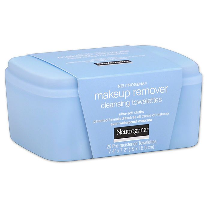 Neutrogena® 25-Count Makeup Remover Wipes