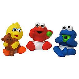 Sesame Street® 3-Pack Multicolor Squirters