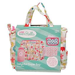 Manhattan Toy® Wee Baby Stella Delightful Diaper Bag