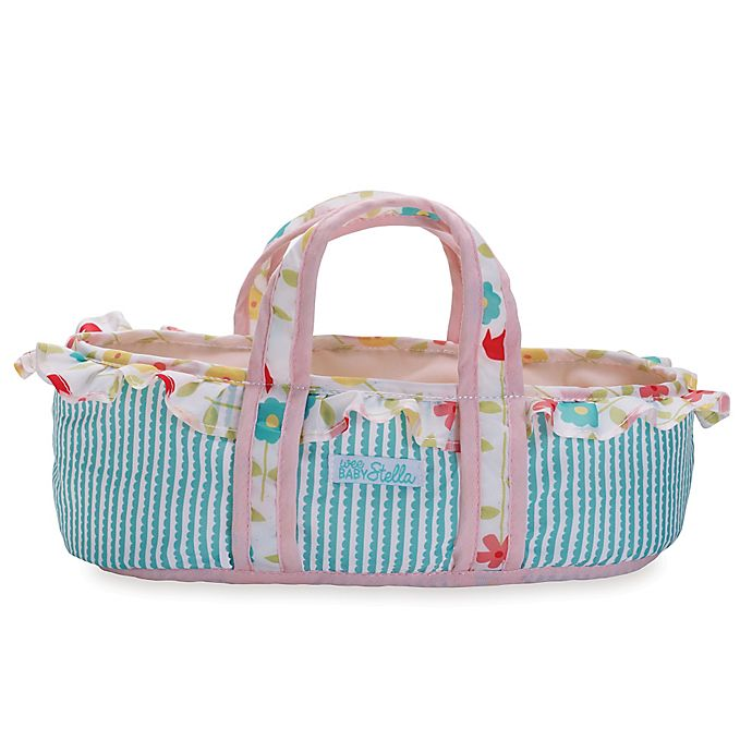 Alternate image 1 for Manhattan Toy® Wee Baby Stella Sweet Dreams Bassinet