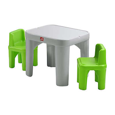 Step2® Mighty My Size Table and Chairs Set
