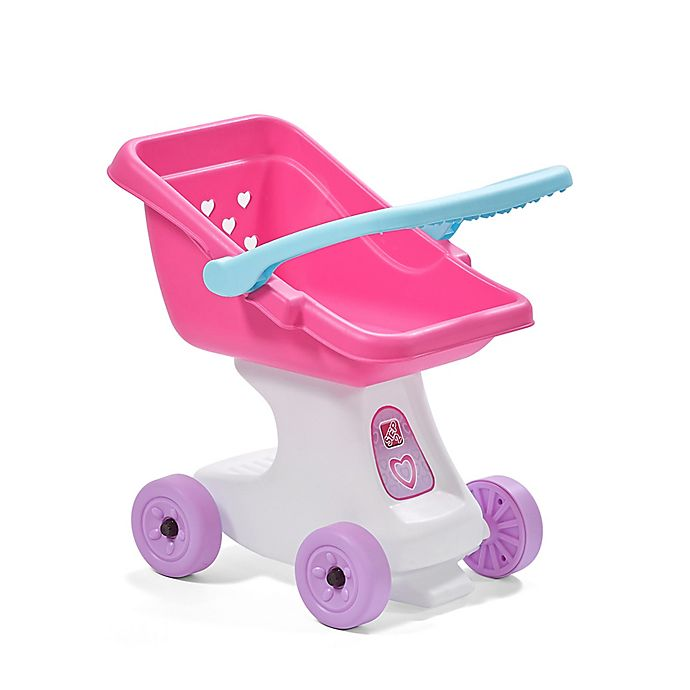 Alternate image 1 for Step2® Love and Care Doll Stroller