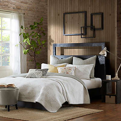INK+IVY Pacific Reversible Coverlet Set