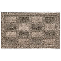 Nourison Grid Kitchen Rug