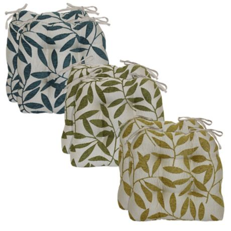 Waterfall Tree Chair Pads Set Of 2 Bed Bath Amp Beyond