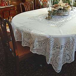 Heritage Lace® Canterbury Tablecloth