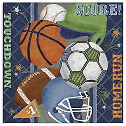 Oopsy Daisy Too Sports Score! Canvas Wall Art