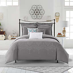Anthology™ Scarlet Duvet Cover Set