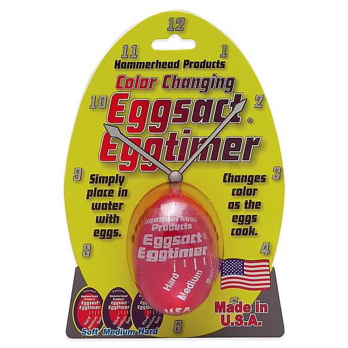 Alternate image 1 for Eggsact Egg Timer