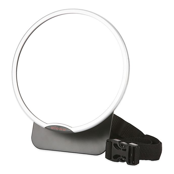 Alternate image 1 for Diono® Easy View™ Adjustable Back Seat Mirror