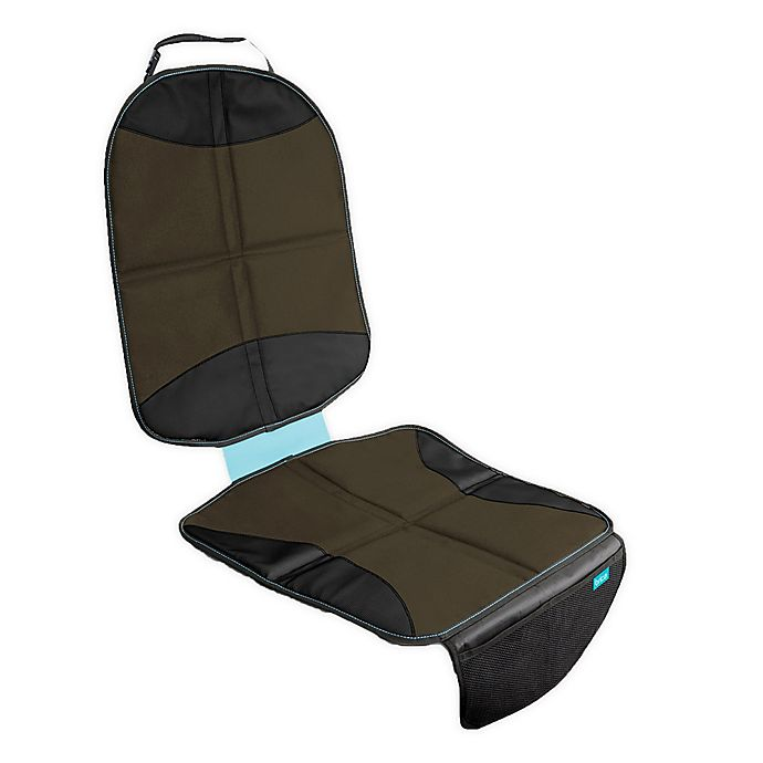 Alternate image 1 for Brica® Seat Guardian™ in Black/Brown