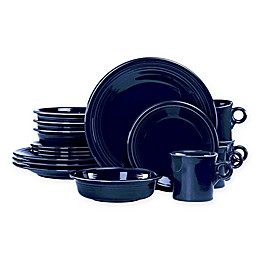 Fiesta® 16-Piece Dinnerware Set in Cobalt Blue