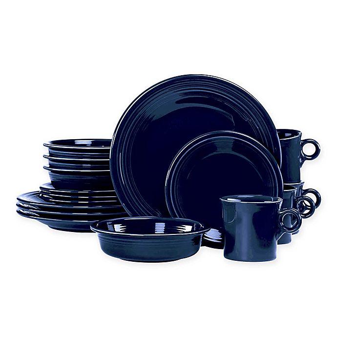 Alternate image 1 for Fiesta® 16-Piece Dinnerware Set