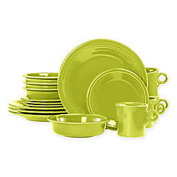 Fiesta® 16-Piece Dinnerware Set in Lemongrass