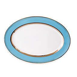 CRU by Darbie Angell Lauderdale 14.5-Inch Oval Platter