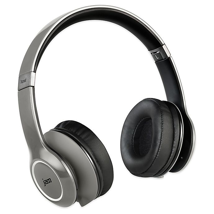 Alternate image 1 for Jam® Transit Touch Wireless Bluetooth® Headphones