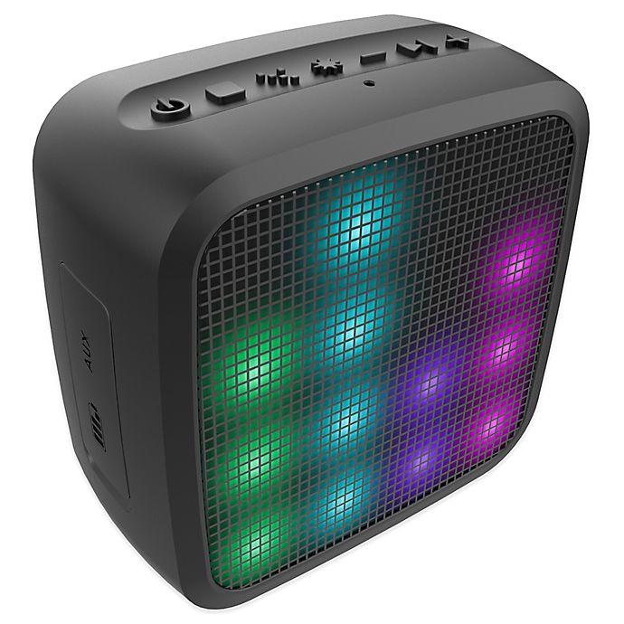 Alternate image 1 for JAM® Trance Mini Wireless Bluetooth® Light Show Speaker