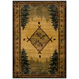 United Weavers Forest Trail Lodge Area Rug
