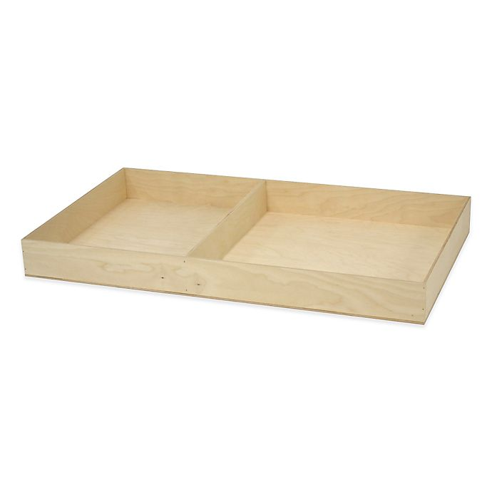 Alternate image 1 for Rhino Trunk and Case™ Large Hardwood Organizer Tray