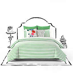 kate spade new york Harbour Stripe Comforter Set
