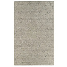 Kaleen Imprints Modern Rug in Yellow/Brown/Beige
