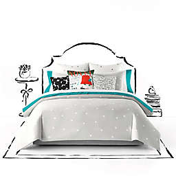 kate spade new york Deco Dot Comforter Set