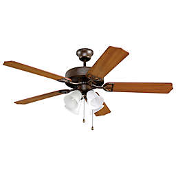 AireDécor by Fanimation 4-Light 52-Inch Ceiling Fan