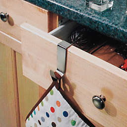 iDesign® Forma Over-the-Cabinet Single Hook