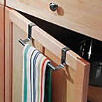 iDesign® Forma® Over the Cabinet Towel Bar in Stainless Steel