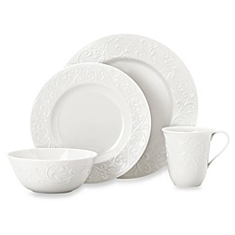 Lenox® Opal Innocence™ Carved Porcelain Dinnerware Collection