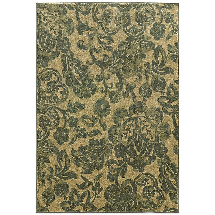 Alternate image 1 for Tommy Bahama® Voyage 5-Foot 3-Inch x 7-Foot 6-Inch Rug in Blue