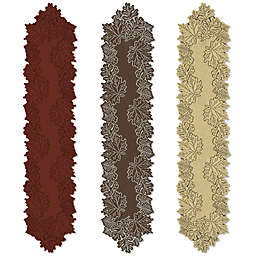 Heritage Lace® Leaf Table Runner