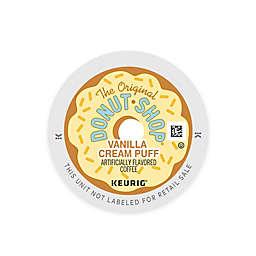 Keurig® K-Cup® Pack 18-Count The Original Donut Shop® Vanilla Cream Puff Coffee