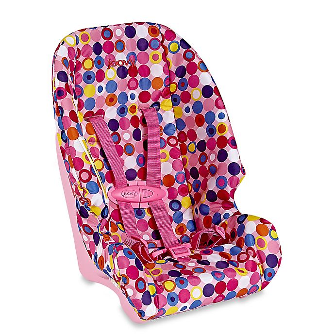 Alternate image 1 for Joovy® Toy Booster Seat in Pink