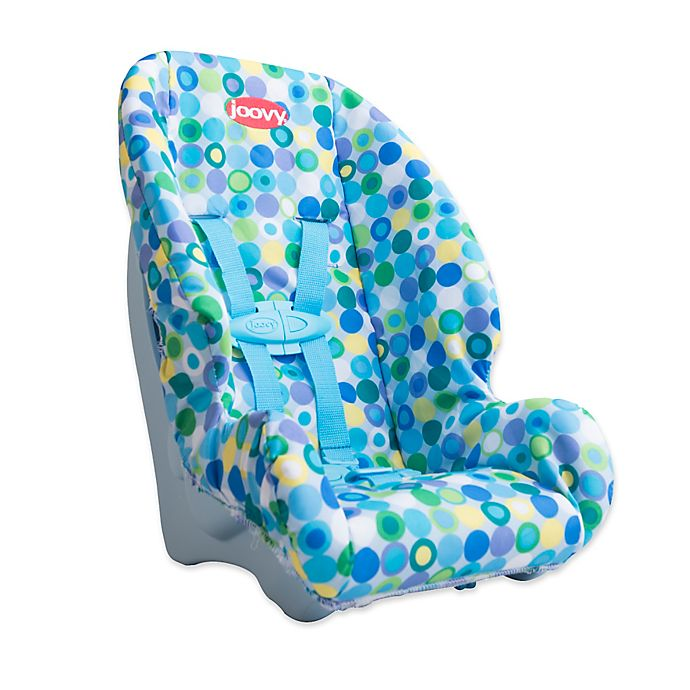 Alternate image 1 for Joovy® Toy Infant Booster Seat in Blue