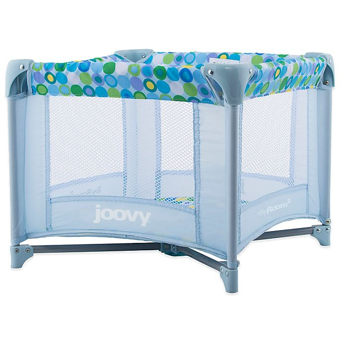 Alternate image 1 for Joovy® Toy Room² Playard in Blue