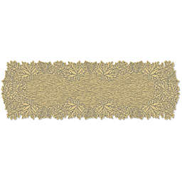Heritage Lace® Leaf 60-Inch Table Runner