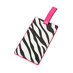 Heys America Luggage Tag in Zebra
