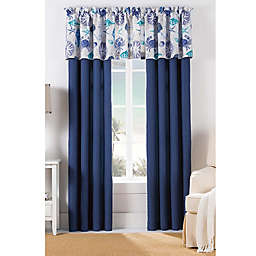 Williamsburg Barnegat Window Curtain Panel and Valance