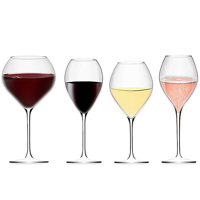 lehmann glass  Lehmann Glass Reference Jamesse Wine Glass Collection | Bed Bath ...