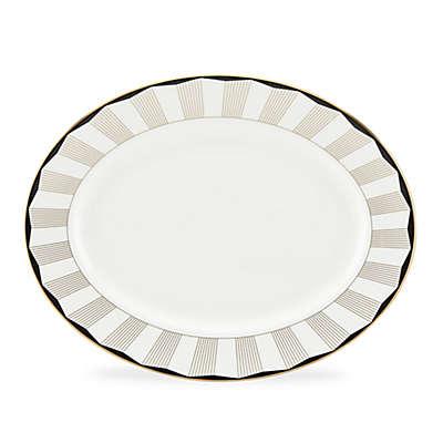 Brian Gluckstein by Lenox® Audrey™  13-Inch Oval Platter