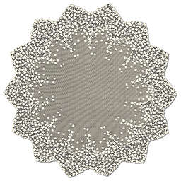 Heritage Lace® Blossom 42-Inch Round Table Topper