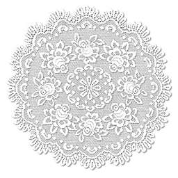 Heritage Lace® Rose 30-Inch Round Table Topper