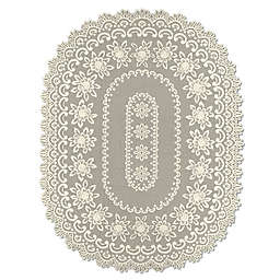 Heritage Lace® Rose Tablecloth