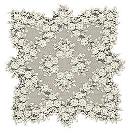 Heritage Lace® Tea Rose Table Topper