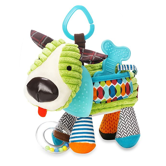 Alternate image 1 for SKIP*HOP® Bandana Buddies Animal Activity Toy in Parker the Puppy