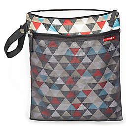 SKIP*HOP® Triangles Grab & Go Wet/Dry Bag