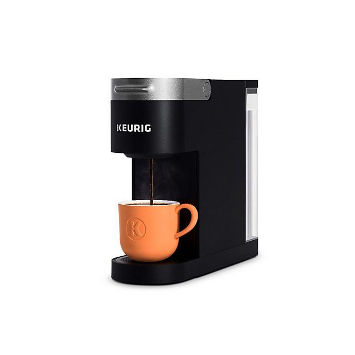 Alternate image 1 for Keurig® K-Slim Coffee Maker in Black