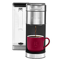 Keurig® Brewer K-Supreme Plus Single Serve Coffee Maker in Silver